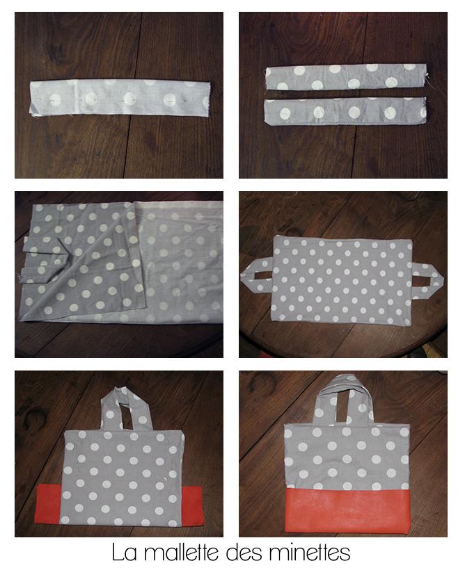 DIY sac en cuir