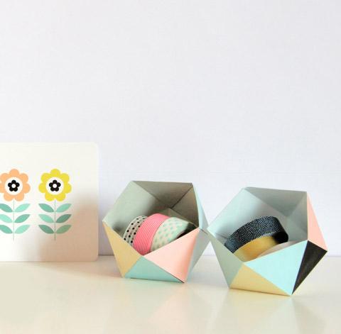 rangements geometriques