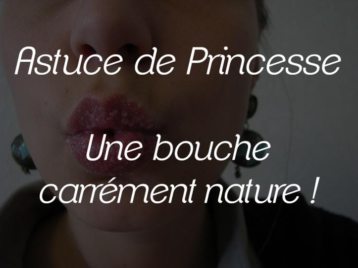 Astuce de princesse
