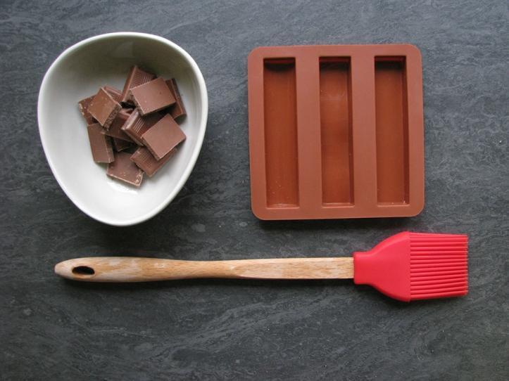 Chocolat - moule