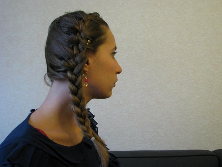 headband -  step 4