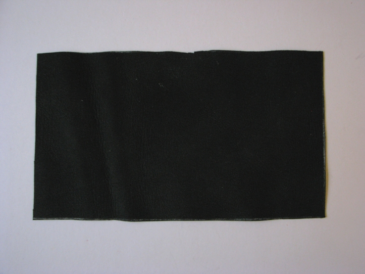 Pochette cuir - carré base