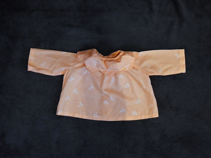blouse-volant