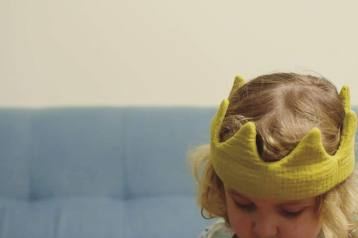 dressing kids couronne