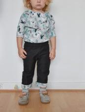 dressing kids lama